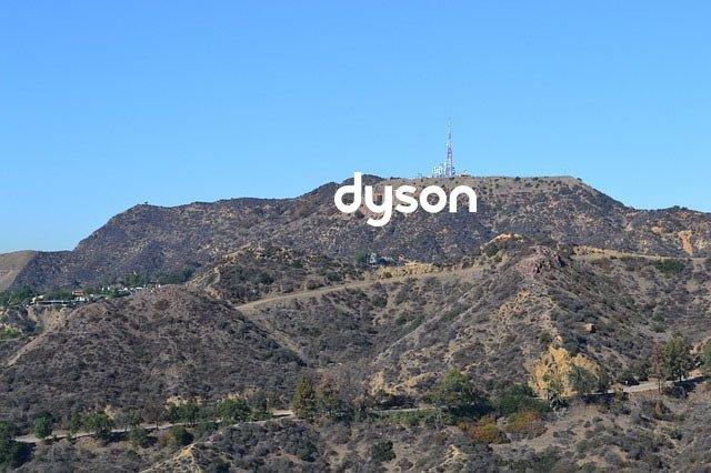 dyson letters op heuvel