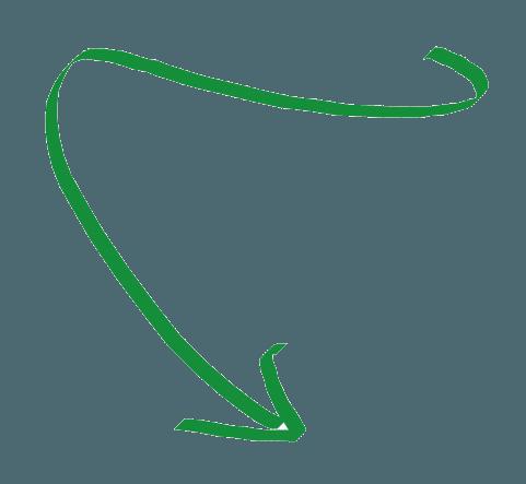 groen pijl